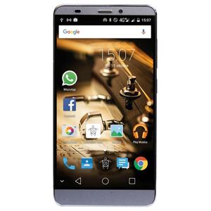 """Mediacom PhonePad S552U 14 cm (5.5"""") 2 GB 16 GB Doppia SIM 4G Micro-USB Grigio Android 5.1 2500 mAh"""