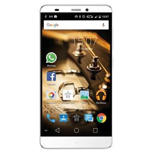 """Mediacom PhonePad S552U 14 cm (5.5"""") 2 GB 16 GB Doppia SIM 4G Micro-USB Bianco Android 5.1 2500 mAh"""