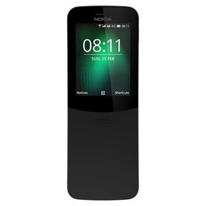 "Nokia TIM Nokia 8110 4G 6,22 cm (2.45"") 0,5 GB Doppia SIM Nero 1500 mAh"