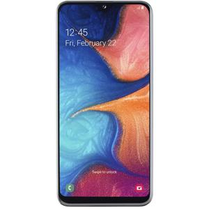 "Samsung Galaxy A20e SM-A202F 14,7 cm (5.8"") 3 GB 32 GB Doppia SIM 4G USB tipo-C Bianco 3000 mAh"