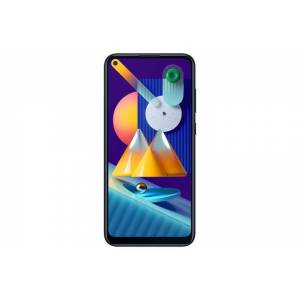 "Samsung Galaxy M11 SM-M115F/DSN 16,3 cm (6.4"") 3 GB 32 GB Doppia SIM 4G USB tipo-C Nero 5000 mAh"