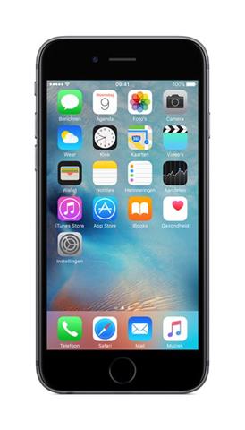 iPhone 6s 32Gb Space Gray Apple Smartphone