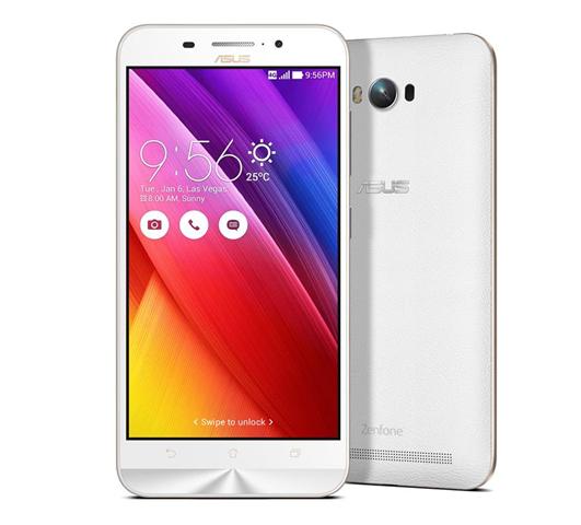 Asus Smartphone Asus Zenfone Max Bianco Cover Dual Sim 5.5