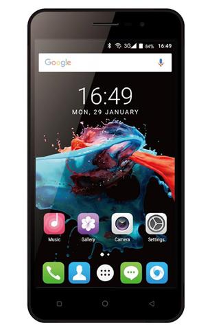 "Denver SDQ-52001G BLACK 13,2 cm (5.2"") 1 GB 8 GB Doppia SIM Nero 2000 mAh"
