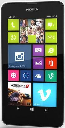 Microsoft Smartphone Microsoft Lumia 630 8Gb Bianco