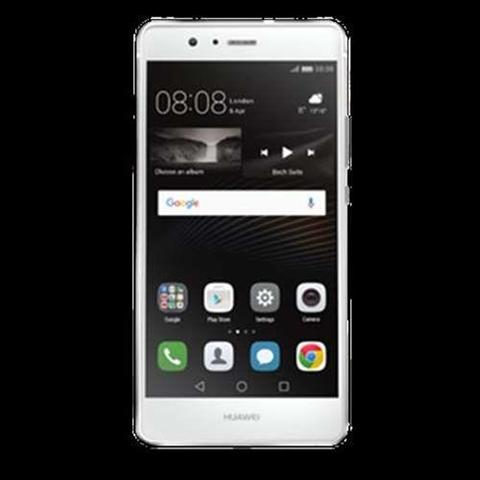 Huawei P9 Lite Smartphone, LTE, Display 5.2'' FHD, Processore Octa-Core Kirin 650, 16 GB Memoria Interna, 2GB RAM, Fotocamera 13 MP, Dual-SIM, Android 6.0 Marshmallow, Bianco [Europa]