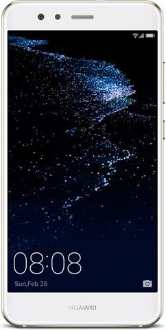 "Huawei Smartphone Huawei P10 lite Single SIM 4G 32GB White 13.2 cm (5.2""""), 1920 x 1080 pixels, Curved edge screen, IPS, 16:9, Multi-touch"