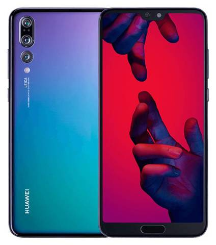 Huawei P20 Pro 15,5 cm (6.1) 6 GB 128 GB Doppia SIM 4G USB tipo-C Nero, Blu Android 8.1 4000 mAh