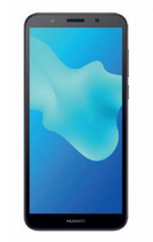"""Huawei Y Y5 2018 13,8 cm (5.45"""") 2 GB 16 GB Doppia SIM 4G Blu 3020 mAh"""