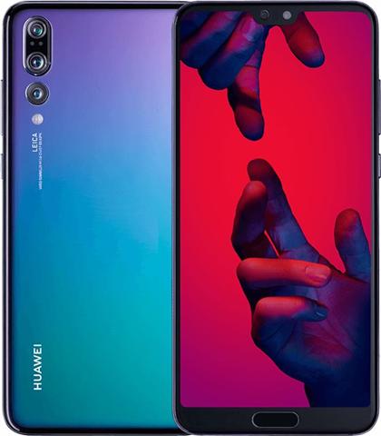Huawei P20 Pro 15,5 cm (6.1) 6 GB 128 GB SIM singola Multicolore 4000 mAh