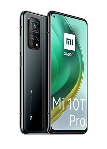 "Xiaomi Mi 10T Pro 16,9 cm (6.67"") 8 GB 128 GB Doppia SIM 5G USB tipo-C Nero 5000 mAh"