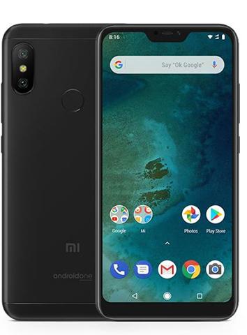 "Xiaomi Mi A2 Lite 14,8 cm (5.84"") 4 GB 64 GB Dual SIM ibrida 4G Nero 4000 mAh"