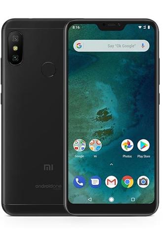 "Xiaomi Mi A2 Lite 14,8 cm (5.84"") 3 GB 32 GB Doppia SIM 4G Nero 4000 mAh"