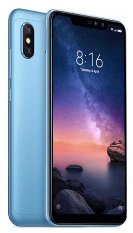 Xiaomi Redmi Note 6 Pro 15,9 cm (6.26) 3 GB 32 GB Doppia SIM 4G Blu 4000 mAh