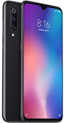 "Xiaomi Mi 9 16,2 cm (6.39"") 6 GB 64 GB Doppia SIM 4G USB tipo-C Nero Android 9.0 3300 mAh"