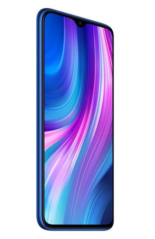 "Xiaomi Redmi Note 8 Pro 16,6 cm (6.53"") 6 GB 128 GB Dual SIM ibrida 4G USB tipo-C Blu Android 9.0 4500 mAh"
