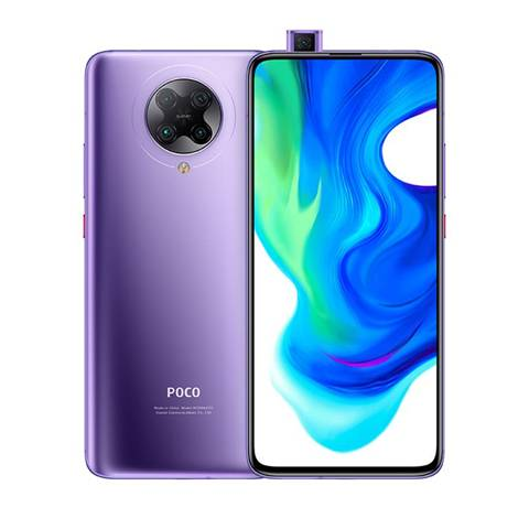"Xiaomi POCO F2 Pro 16,9 cm (6.67"") 6 GB 128 GB Doppia SIM 5G USB tipo-C Porpora 4700 mAh"