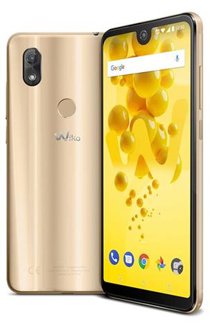 "Wiko View2 15,2 cm (6"") 3 GB 32 GB Dual SIM ibrida 4G Micro-USB Oro Android 8.0 3000 mAh"