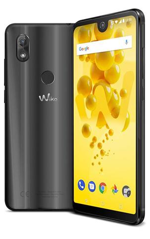 "Wiko View2 15,2 cm (6"") 3 GB 32 GB Dual SIM ibrida 4G Micro-USB Antracite Android 8.0 3000 mAh"