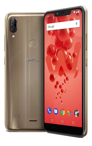 "Wiko View 2 Plus 15,1 cm (5.93"") 4 GB 64 GB Doppia SIM 4G Micro-USB Oro Android 8.1 4000 mAh"
