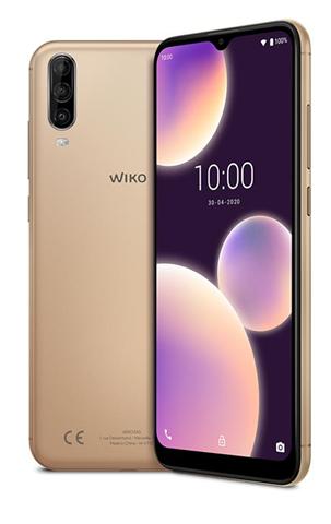 """Wiko View4 Lite 16,6 cm (6.52"""") 2 GB 32 GB Doppia SIM 4G Micro-USB Oro Android 10.0 4000 mAh"""