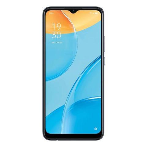"Oppo A15 Smartphone, 179g, Display 6.52"" HD+ LCD, 3 Fotocamere 13MP, RAM 3GB + ROM 32GB Espandibile, Batteria 4230mAh, Ricarica Rapida, Dual Sim, [Versione Italiana], Dynamic Black"