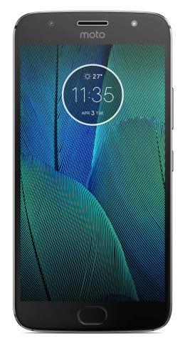 Motorola Moto G5S Plus 14 cm (5.5) 3 GB 32 GB Doppia SIM 4G Micro-USB Grigio Android 7.1 3000 mAh