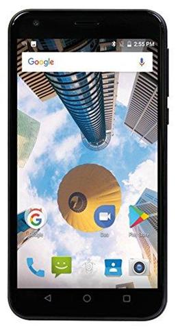 Mediacom Phonepad duo s5 nero 16 gb 4g / lte dual sim display 5 slot micro sd fotocamera 8 mpx android italia