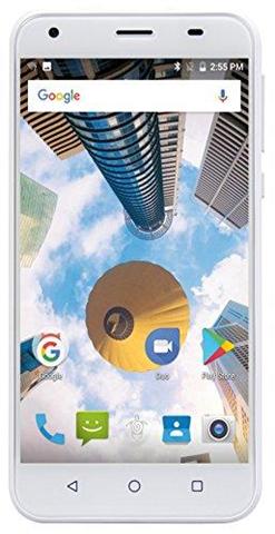 Mediacom Phonepad duo s5 bianco 16 gb 4g / lte dual sim display 5 slot micro sd fotocamera 8 mpx android italia