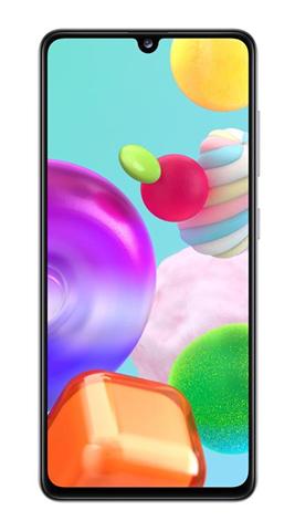 """Samsung Galaxy A41 SM-A415F 15,5 cm (6.1"""") Doppia SIM 4G USB tipo-C 4 GB 64 GB 3500 mAh Bianco"""