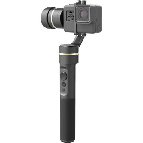 FeiYu-Tech FYSPG Universale Nero bastone per selfie