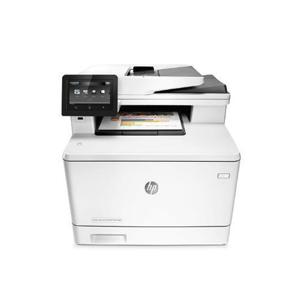 HP Stampante Multifunzione Laser HP Color Jet Pro M477Fdn A Colori Formato