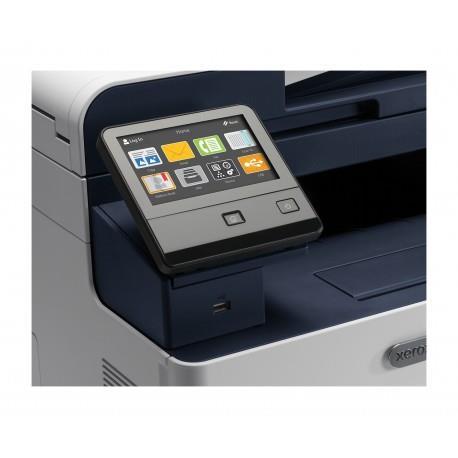 Xerox WorkCentre Stampante Multifunzione A Colori 6515, Stampa/Copia/Scansione/Email/Fax, A4, 28/28 Ppm, Fronte/Retro, Usb/Ethernet, Vassoio Da 250 Fogli, Vassoio Multiuso Da 50 Fogli, Alimentato...