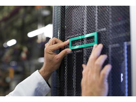HP Aruba 10G SFP+ LC SR modulo del ricetrasmettitore di rete Fibra ottica 10000 Mbit/s SFP+