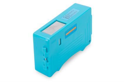 Digitus Glasfaserstecker Reiniger adattatore di fibra ottica Blu 1 pezzo(i)