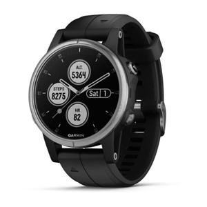 "Garmin fēnix 5S Plus smartwatch Argento 3,05 cm (1.2"") GPS (satellitare)"