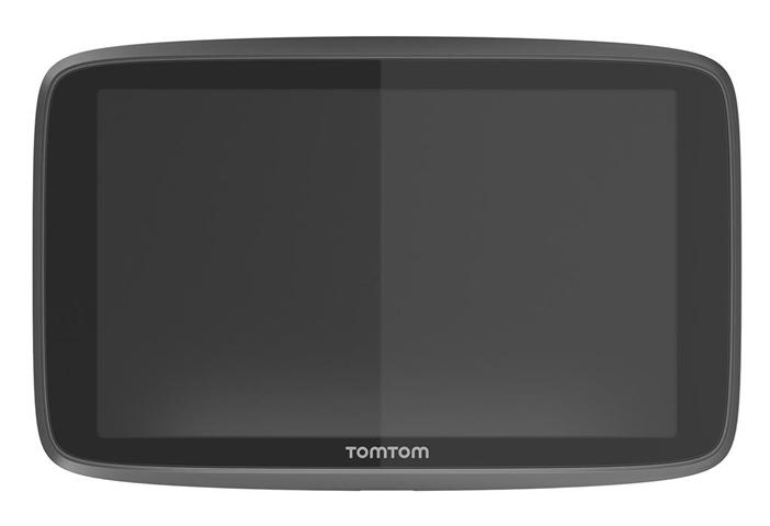 TomTom GO 6200 navigatore 12,7 cm (5) Touch screen Fisso Nero, Grigio