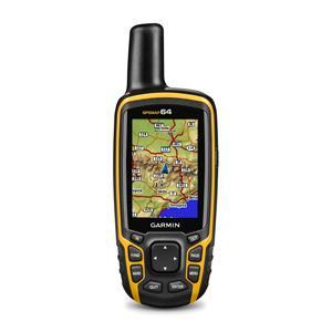 Garmin GPSMAP 64 navigatore 6,6 cm (2.6) TFT Portatile Nero, Arancione 260,1 g
