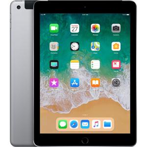 """Apple iPad 24,6 cm (9.7"""") 128 GB Wi-Fi 5 (802.11ac) 4G LTE Grigio iOS 11"""
