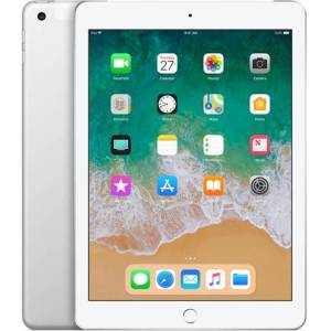 Apple iPad 128 GB Argento