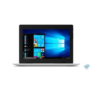 "Lenovo IdeaPad D330 Ibrido (2 in 1) Grigio 25,6 cm (10.1"") 1920 x 1200 Pixel Touch screen Intel Pentium 4 GB LPDDR4-SDRAM 128 GB eMMC Wi-Fi 5 (802.11ac) Windows 10 Pro"