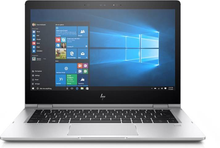 """HP EliteBook x360 1030 G2 Argento Computer portatile 33,8 cm (13.3"""") 3840 x 2160 Pixel Touch screen Intel® Core™ i7 di settima generazione i7-7600U 16 GB DDR4-SDRAM 512 GB SSD 3G 4G"""