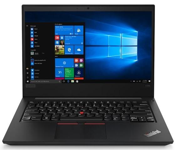 "Lenovo ThinkPad E485 Nero Computer portatile 35,6 cm (14"") 1920 x 1080 Pixel AMD Ryzen 5 2500U 8 GB DDR4-SDRAM 256 GB SSD Windows 10 Pro"