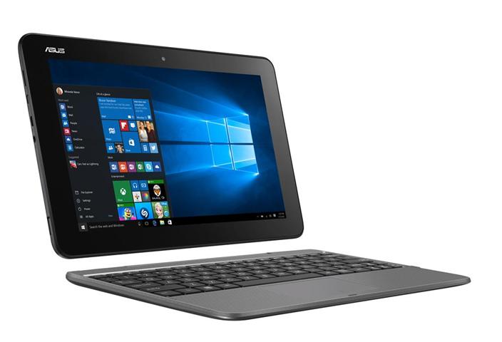 """Asus Tablet Asus Transformer Book T101HA - LCD 10.1"""" HD"""