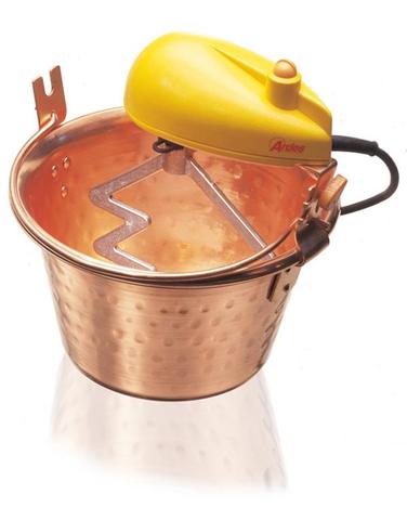 Ardes 2440 macchina per polenta Rame 24 cm
