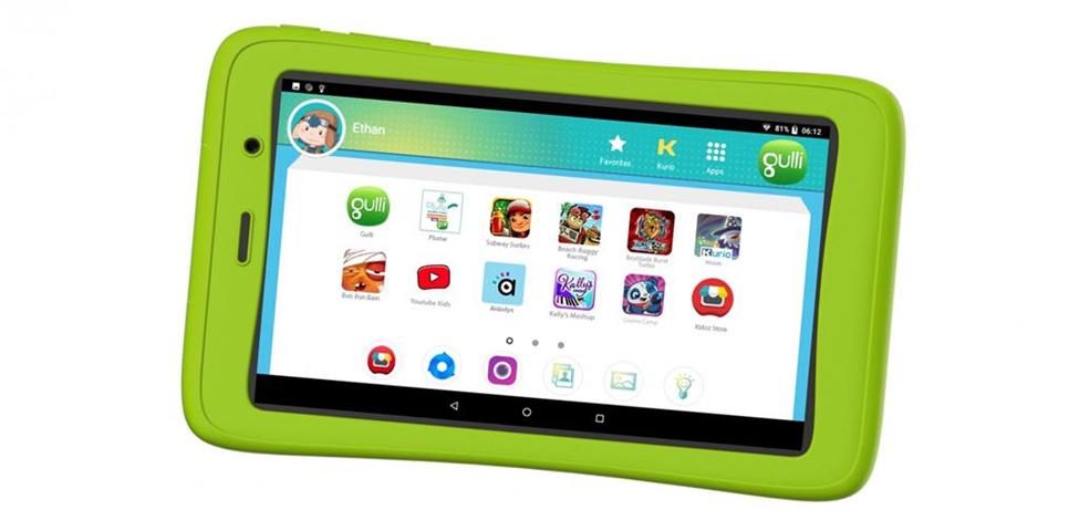 KD Group C19112 tablet da bambino