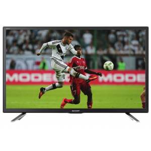 "Sharp Aquos LC-24CHG6132EM TV 61 cm (24"") HD Smart TV Wi-Fi Nero"