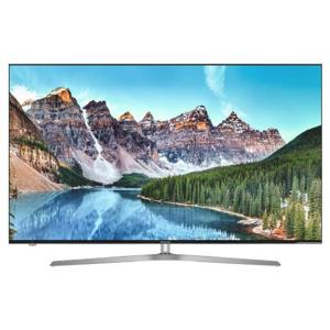 """Hisense H55U7A TV 139,7 cm (55"""") 4K Ultra HD Smart TV Wi-Fi Nero, Argento"""