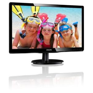 Philips 200V4LA LCD Monitor 19.5