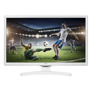 "LG 28TK410VW monitor piatto per PC 71,1 cm (28"") 1366 x 768 Pixel WXGA Opaco Bianco"